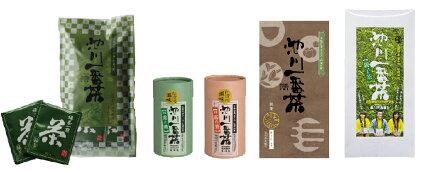 【ふるさと納税】池川一番茶飲みくらべセット