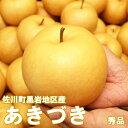 【ふるさと納税】<あきづき(約3kg) 【期間限定】>高知県...