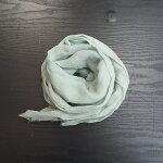 【ふるさと納税】AI-2四万十川源流草木染めスカーフ(ショート)藍