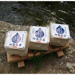 【ふるさと納税】四万十川源流水使用田舎豆富(3丁セット)【1093422】