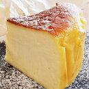 【ふるさと納税】バスクチーズケーキ〜四万十の米粉入り〜Bmu-36