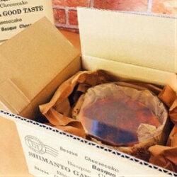 【ふるさと納税】Bmu-36 バスクチーズケーキ 〜四万十の米粉入り〜 画像2