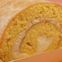 【ふるさと納税】地鶏卵をたっぷり使ったロールケーキ2本セット...