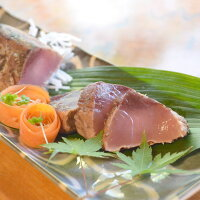 【ふるさと納税】[0994]「天然」ブリ(冷凍)の藁焼きタタキ(6〜10節)約1kg