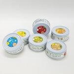 【ふるさと納税】[0889]ギフトに好適!漫画家[安倍夜郎]デザインの缶詰6缶セット