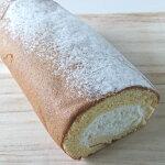 【ふるさと納税】[0972]職人のロールケーキ(バニラ)