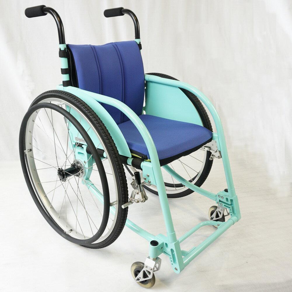 【ふるさと納税】【S-005】アルミニウム合金製 軽量車椅子 KAL01 オーダーメイド