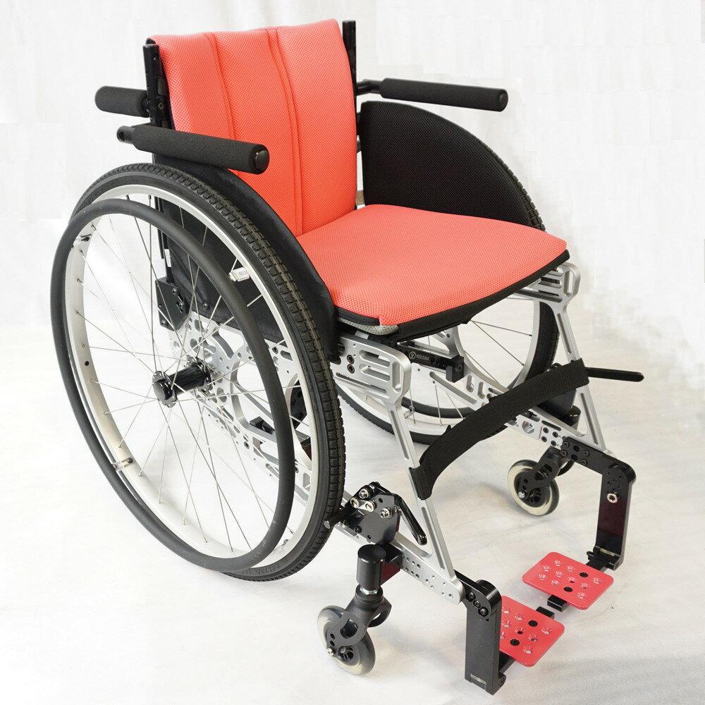 【ふるさと納税】【S-006】折畳み式アルミニウム合金削り出しフレーム車椅子 FA01