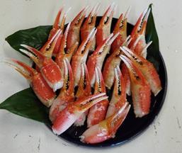 魚市場厳選 ずわいがに爪 1kg