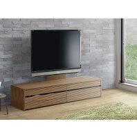【ふるさと納税】◆天然木無垢材家具コリーナ(ローボード テレビ台・TVボード)★120cm:オークダーク