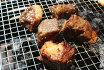 国産牛リブロースサイコロステーキ(タレ漬)500g×2パック