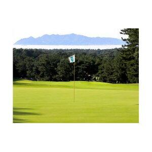 [ضريبة مسقط] M1415_ Genkai Golf Club Weekday limited play right 1 person (for self play)