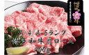 【ふるさと納税】A320 【A4/A5ランク】博多和牛肩ロースしゃぶしゃぶ・すき焼き用 400g