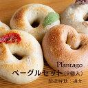 【ふるさと納税】Plantago ベーグルセット...