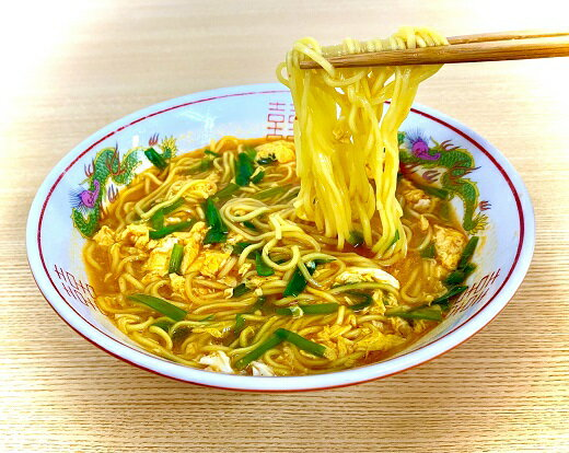 【ふるさと納税】A608.旨辛麺25食