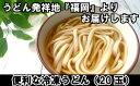 【ふるさと納税】A559.福岡より便利な冷凍うどん18玉+2...