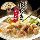 【ふるさと納税】BG06.【博多華味鳥】水たきジャンボセット
