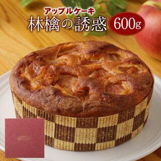 林檎の誘惑 アップルケーキ