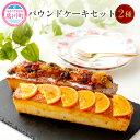 【ふるさと納税】パウンドケーキ2種セット 7種類のフルーツパ