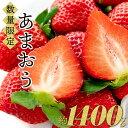 【ふるさと納税】 福岡県産「あまおう」1400g(280g×