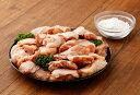 【ふるさと納税】国産 若鶏味付きもも肉 300g×4パック 合計1.2kg 片栗粉200g付き セット 味付き 鶏肉 精肉 国産 惣菜 簡単 送料無料 3