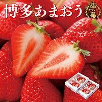 【ふるさと納税】アルギット農業「あまおう苺」(4パック)
