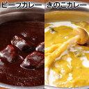 【ふるさと納税】B-169.白山文雅カレー2種セット(ビーフ・きのこ)