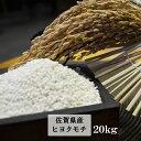 【ふるさと納税】【令和2年産米】鹿島市産 もち米 ヒヨクモチ