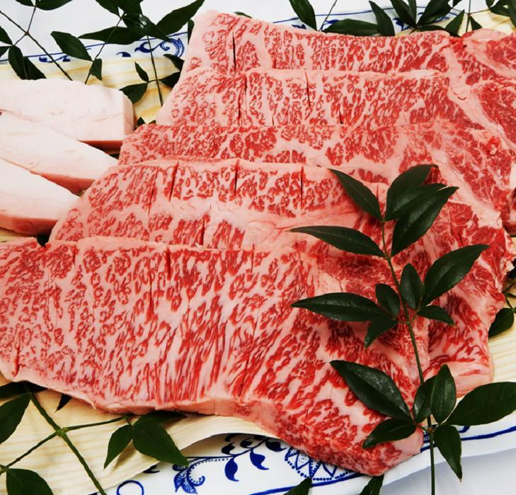 【ふるさと納税】W-2 【熟成肉『堪能』コース5回定期便】佐賀県産黒毛和牛 ロースステーキ&すきやき肉