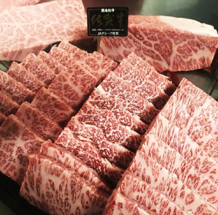 佐賀牛 カルビ焼肉用 600g