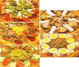 【ふるさと納税】ピザ屋さんの本格 冷凍生ピザ 5枚セット(スーパーデラックスS・シーフードS・ベーコンポテトS・ベーシックS・ベジタブルS)ピザ pizza 詰め合わせ 食べ比べ Sサイズ 約2人前 手作り 冷凍 佐賀県 鹿島市 送料無料 E-39