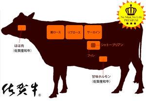 【ふるさと納税】J-1 No Meat, No Life(佐賀牛シャトーブリアンを含む)プレミ…