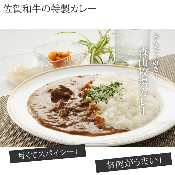 【ふるさと納税】佐賀和牛カレー3パックセット