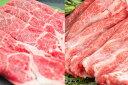 【ふるさと納税】佐賀牛食べ比べセット(カタ肉270gモモ肉250g)(EN009)