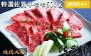 【ふるさと納税】丸福 特選佐賀牛モモ焼肉セット