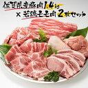 【ふるさと納税】丸福 佐賀県産豚肉1.4kgと若鶏モモ肉2枚...