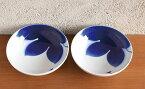 A40-20【ふるさと納税】深川製磁 IROHA ペアめん鉢