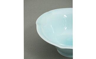 A50-65【ふるさと納税】佳秀窯西山正作青磁ペア小鉢