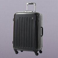 PC7000スーツケース(Mサイズ・スクラッチガンメタ)