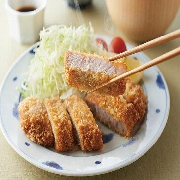【ふるさと納税】平戸島豚のトンカツセット(ロース・ヒレ)