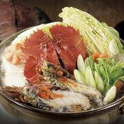 【ふるさと納税】平戸ウチワエビ鍋セット〜安心の地元野菜付〜