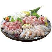 【ふるさと納税】旬魚のお刺身セット
