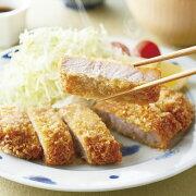 【ふるさと納税】平戸島豚のトンカツセット(ヒレ・ロース)
