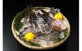 【ふるさと納税】C-016対馬の味便り「唐崎岬で育てた高級魚クエの鍋セット」1.5kg