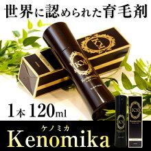 【ふるさと納税】亀山堂Kenomika(ケノミカ)120ml送料無料育毛ローション