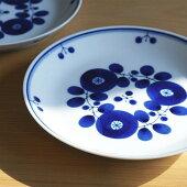 【ふるさと納税】TA18【BLOOM】ブルームプレート(S)ブーケ5枚セット【白山陶器】