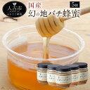 【ふるさと納税】人吉球磨産 幻の地バチの蜂蜜 200g×5個...