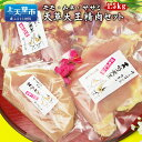 【ふるさと納税】天草大王精肉セット 1.5kg 地鶏 鶏肉 セット 熊本県 上天草産 モモ ムネ サ