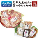 【ふるさと納税】天草大王精肉セット+詰め合わせセット 1.5...