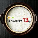 【ふるさと納税】ほたるの灯り 白米 13kg (6.5kg×2袋) 新米 令和2年産 計10kg以上 ほたるのひかり 米 お米 精米 熊本県産 くまもと 国産 送料無料 029-001・・・